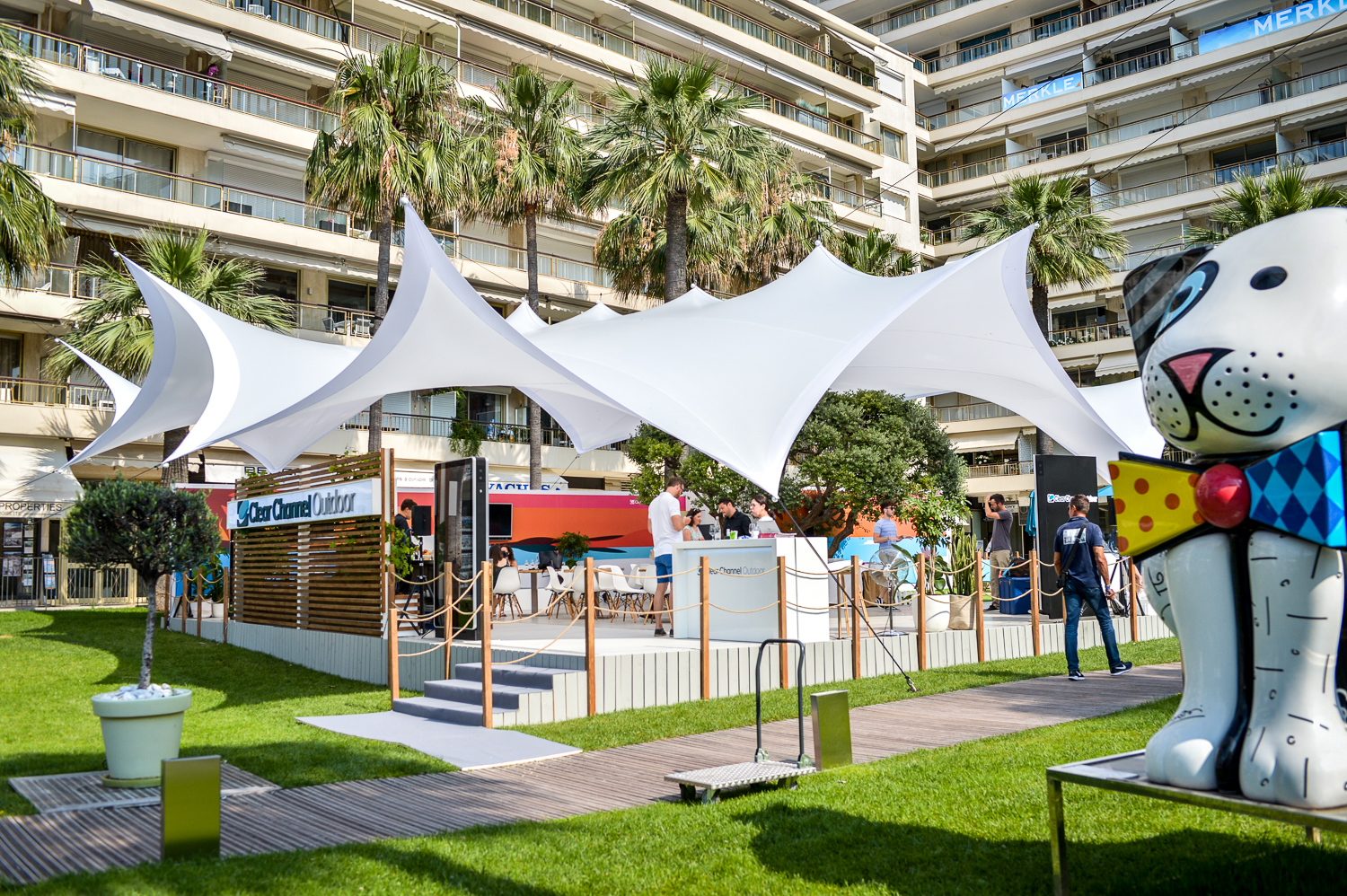 cannes Lions clear channel outdoor