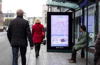 surviving in Brussels screens